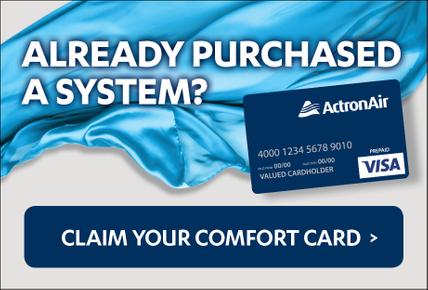 Claim Comfort Card